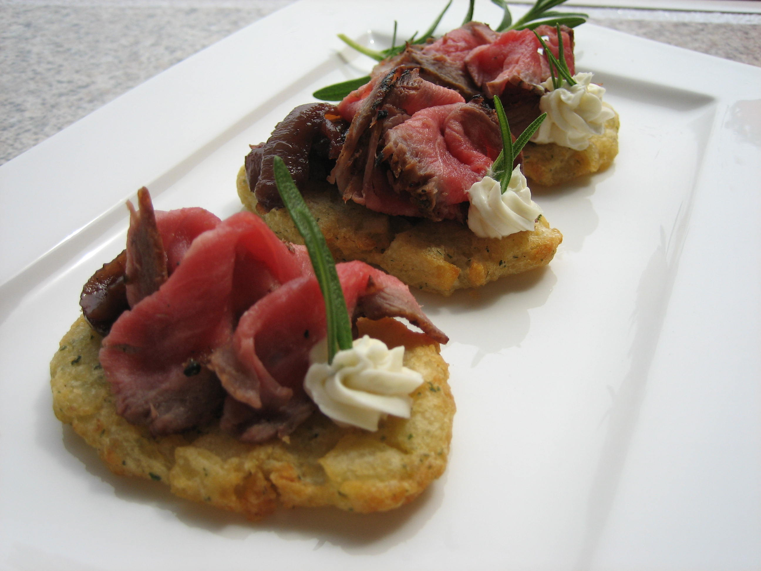 Mercer's Fine Food Catering Photos